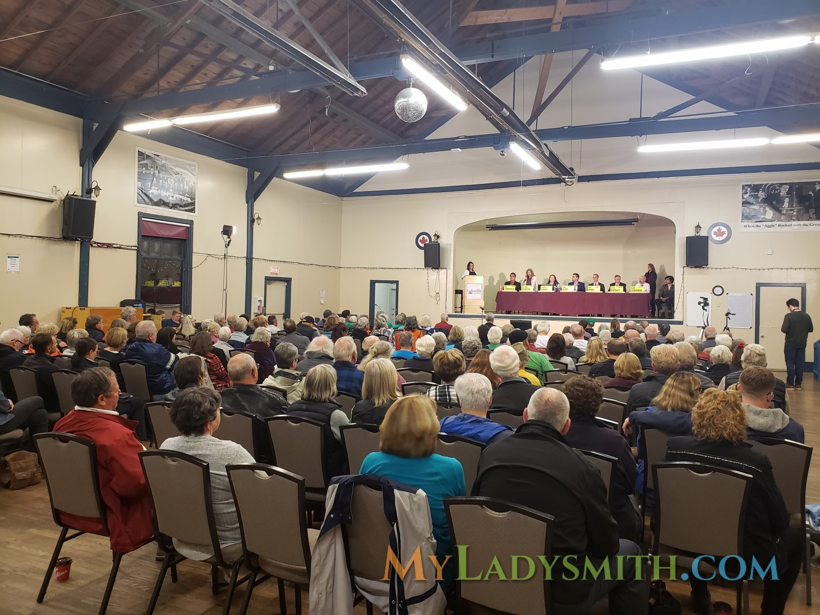 2019 LADYSMITH CHAMBER OF COMMERCE FEDERAL ELECTION ALL CANDIDATES FORUM