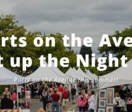 Arts on the Avenue