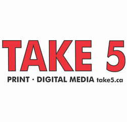 Take 5 Print & Digital Media