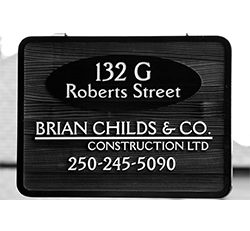 Brian Childs & Co. Construction