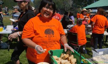 Stz'uminus First Nation Aboriginal Day | Transfer Beach 2019 Ladysmith BC