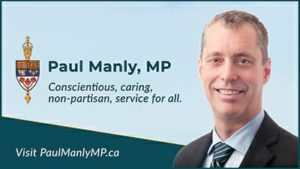 Paul Manly MP