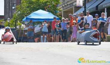 Ladysmith Days 2019 – My Ladysmith checks out the afternoon festivities of Ladysmith Days.