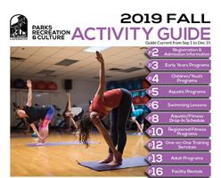 Ladysmith 2019 Fall Activity Guide